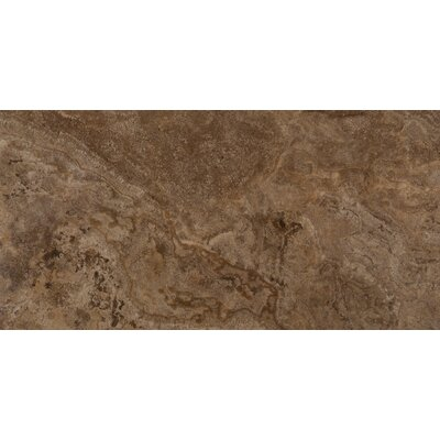 "Emser Tile Granada 12"" x 24"" Glazed Porcelain Tile in Terra"