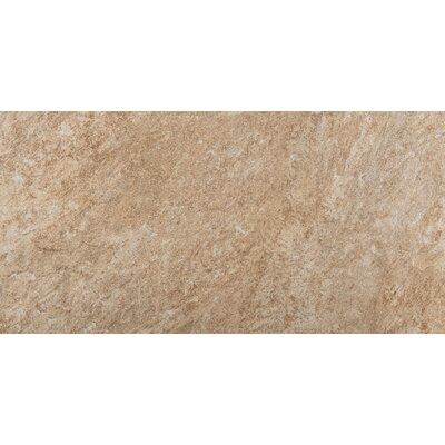 "Emser Tile Rock 12"" x 24"" Glazed Porcelain Tile in Monzonite"