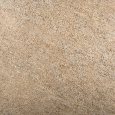 "Emser Tile Rock 18"" x 18"" Glazed Porcelain Tile in Monzonite"