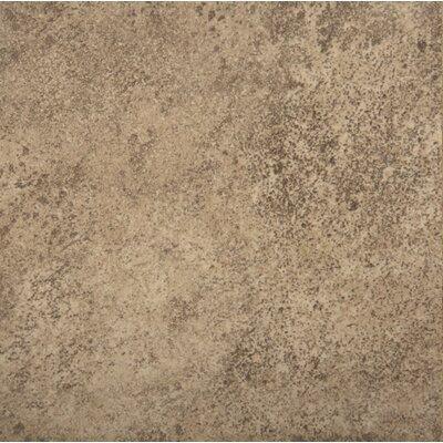 "Emser Tile Toledo 13"" x 13"" Glazed Ceramic Tile in Noce"