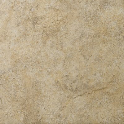 "Emser Tile Toledo 13"" x 13"" Glazed Ceramic Tile in Walnut"