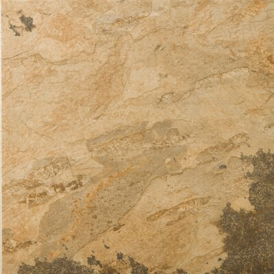 "Emser Tile Landscape 12"" x 12"" Porcelain Floor Tile in Mountain"