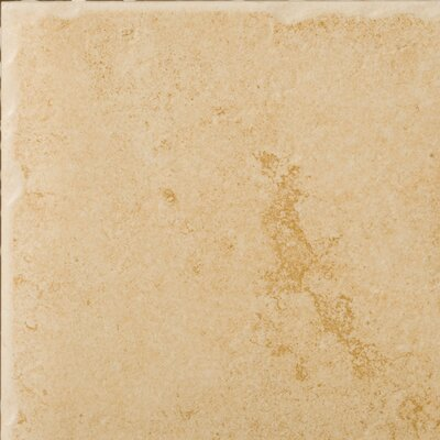 "Emser Tile Genoa 13"" x 13"" Glazed Porcelain Floor Tile in Albergo"