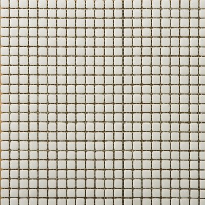 "Emser Tile Image 1/2"" x 1/2"" Glossy Glass Mosaic in Air"