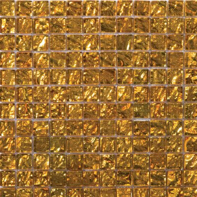 "Emser Tile Vista 13"" x 13"" Glass Mosaic in Naccari"
