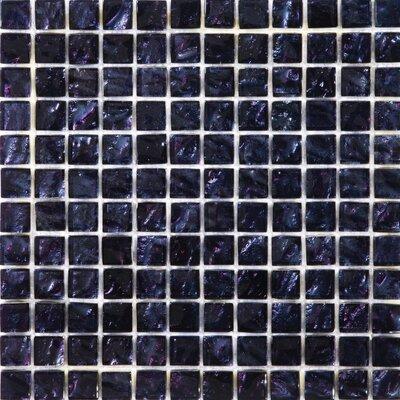 "Emser Tile Vista 1"" x 1"" Glass Mosaic in Seguso"