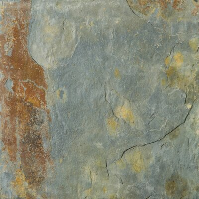 "Emser Tile Natural Stone 12"" x 12"" Calibrated Slate Field Tile in Earth"