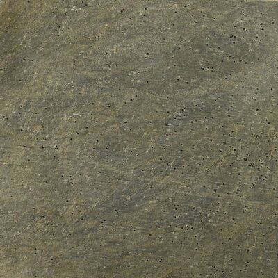 "Emser Tile Natural Stone 12"" x 12"" Honed Slate Field Tile in Golden Green"