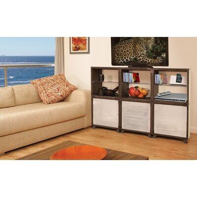 Yube Cube Multimedia Cabinet