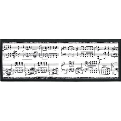 Musical Notes Wall Art - 7