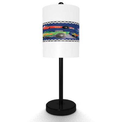 Illumalite Designs Extreme Cars Table Lamp
