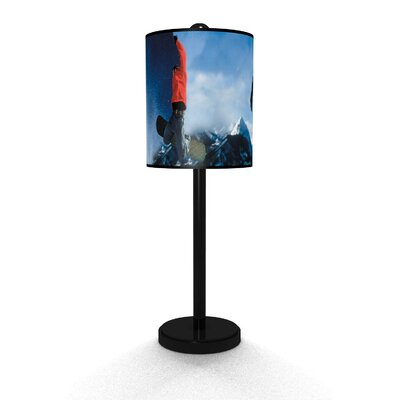 Illumalite Designs Snowboarding Table Lamp