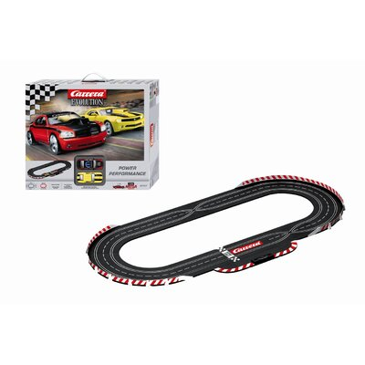 Carrera of America Inc Power Performance Racing Set