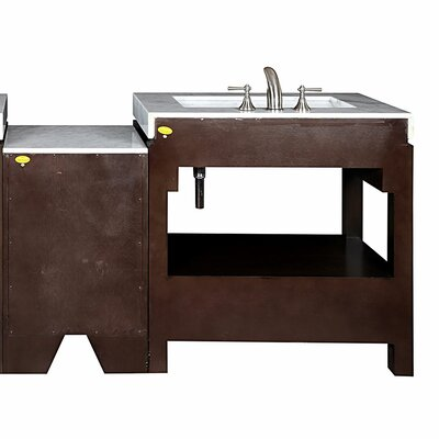 Stanton 56 Single Bathroom Vanity Set Wayfair