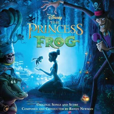 Super D Princess and The Frog CD
