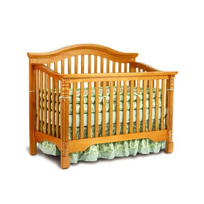 Angel Line Mary 3-in-1 Convertible Crib