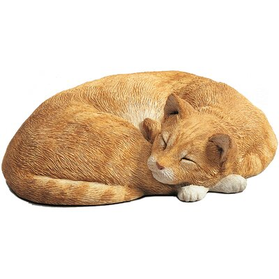 Life Size Cat Sculpture