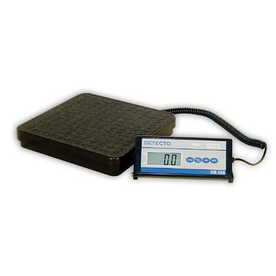 Detecto General Purpose Portable Scale DR400C