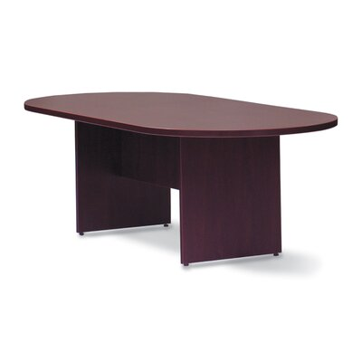 Offices To Go Racetrack Conference Table