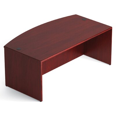 Offices To Go Margate Bow Front Desk Shell