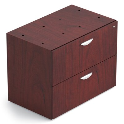 Offices To Go Ventnor Credenza Lateral File with Lock
