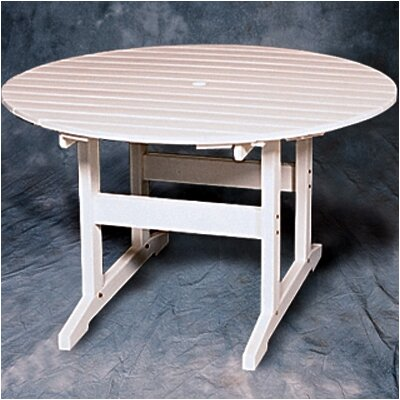 Seaside Casual Salem Round Dining Table