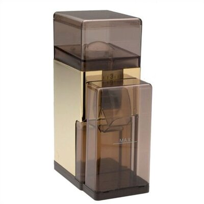La Pavoni Burr Coffee Grinder in Brass
