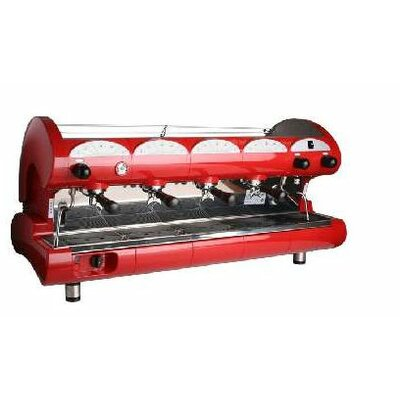 Bar Star Series Commercial 4 Group Espresso Machine