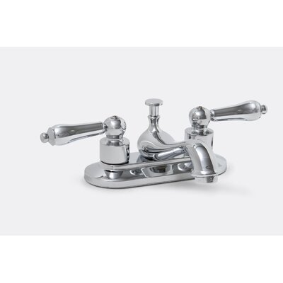 Ashbury Centerset Bathroom Faucet with Double Handles - 204335LF