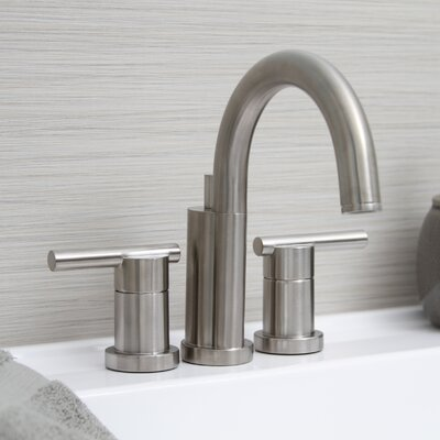2 Handle Widespread Bathroom Faucet : Premier Faucet Essen Two-Handle Mini-Widespread Lavatory Faucet ...