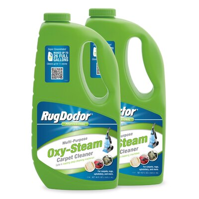 Rug Doctor 2 pk 40 oz Rd Oxy Steam Green