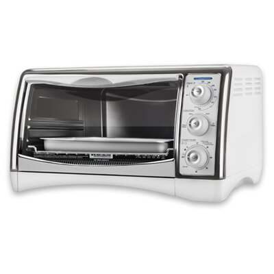 Perfect Broil Toaster Oven