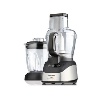 <strong>Black & Decker</strong> PowerPro 2-in-1 Food Processor and Blender