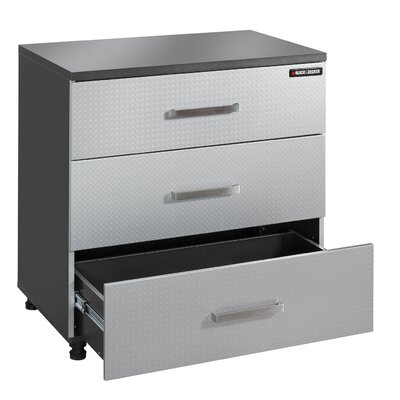 Black & Decker 3 Drawer Base Cabinet