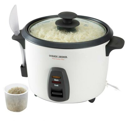 Black & Decker 16 Cup Multi Use Rice Cooker