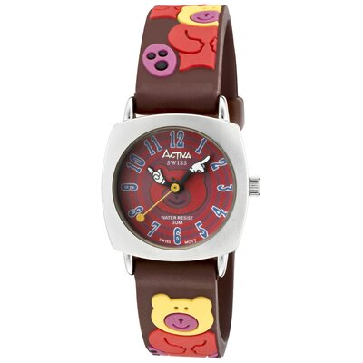 Juniors Bear Design Watch