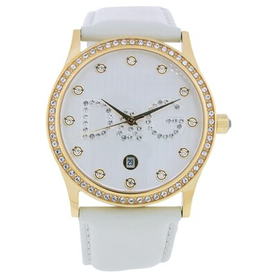 Women's Gloria Watch with Stainless Steel Case