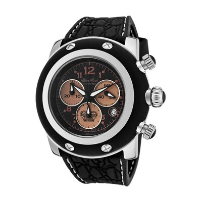 Glam Rock Women's Miami Chronograph Round Watch
