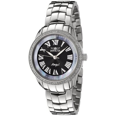Women's Angel Diamond Watch