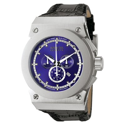 Men's Akula Chronograph Watch in Blue