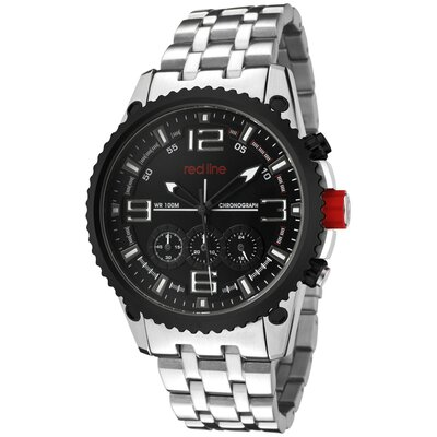 Men's Boost Chronograph Round Watch
