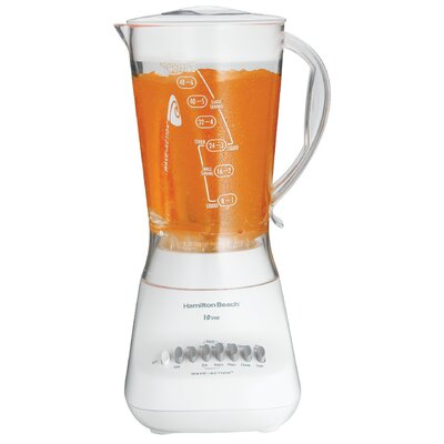 Hamilton Beach Wave Maker 10 Speed Blender