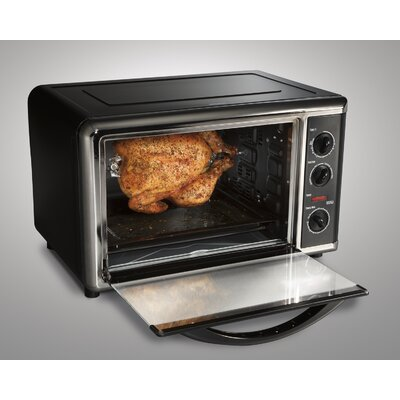 Countertop Rotisserie Oven Canada : Hamilton Beach Countertop Oven with Convection and Rotisserie