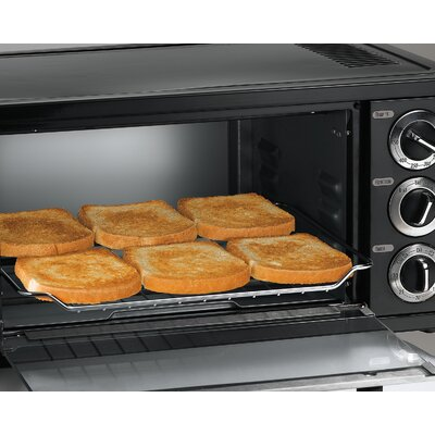 Countertop Convection Toaster Oven Recipes : Hamilton Beach Toaster Oven with Convection Cooking