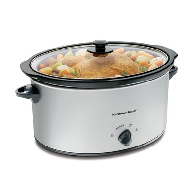 Hamilton Beach 7 qt. Slow Cooker