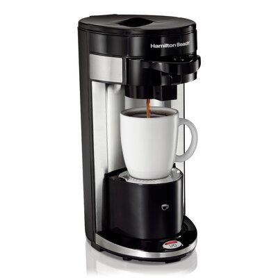 Hamilton Beach Flex Brew Single Serve K-Cup Coffee Maker ...