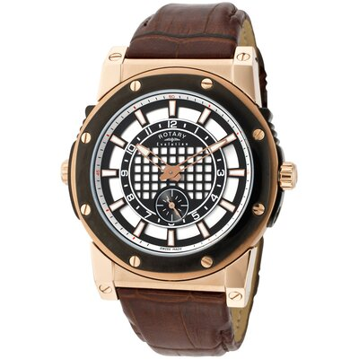 Men's Evolution TZ2 Reversible Round Watch