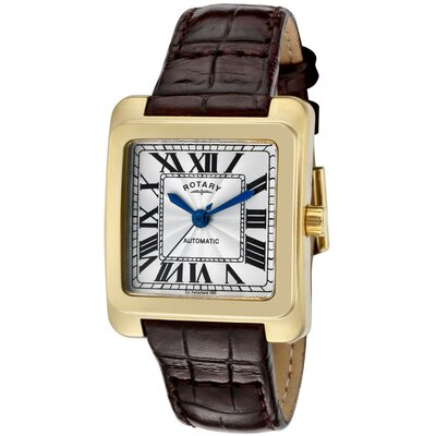 Women's Automatic Rectangle Watch