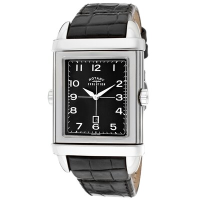 Men's Evolution TZ2 Reversible Rectangle Watch
