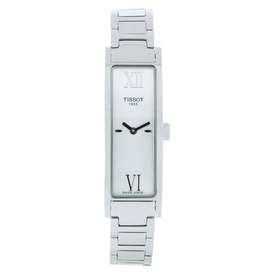 Tissot T-Trend Tissot Women Watch with Silver Dial